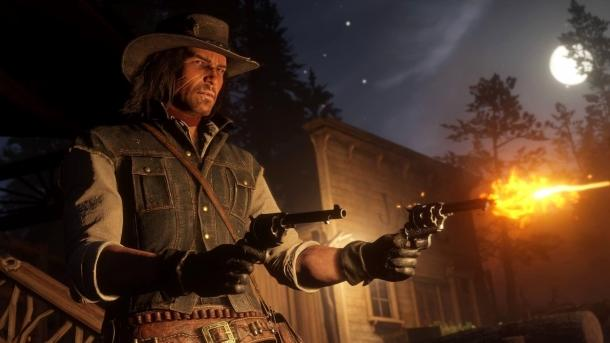Скриншоты и обложки Red Dead Redemption 2 Red Dead Redemption 2